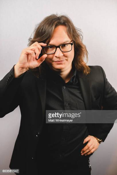 Actor Clark Duke poses for a portrait during the 'I'm Dying Up Here' premiere 2017 SXSW Conference and Festivals on March 15 2017 in Austin Texas