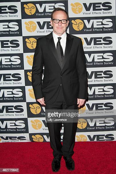 Actor Clark Gregg arrives at The 13th Annual VES Awards Arrivals at The Beverly Hilton Hotel on February 4 2015 in Beverly Hills California