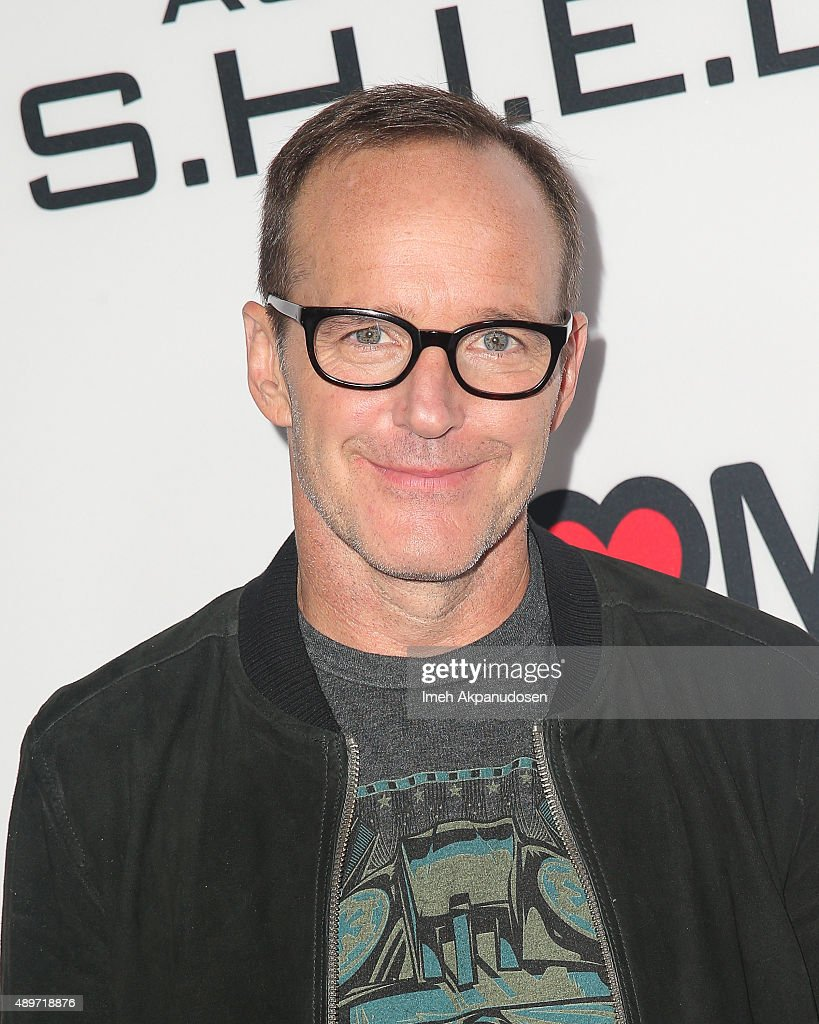 Actor Clark Gregg attends the premiere of Marvel's 'Agents of SHIELD' at Pacific Theatre at The Grove on September 23 2015 in Los Angeles California