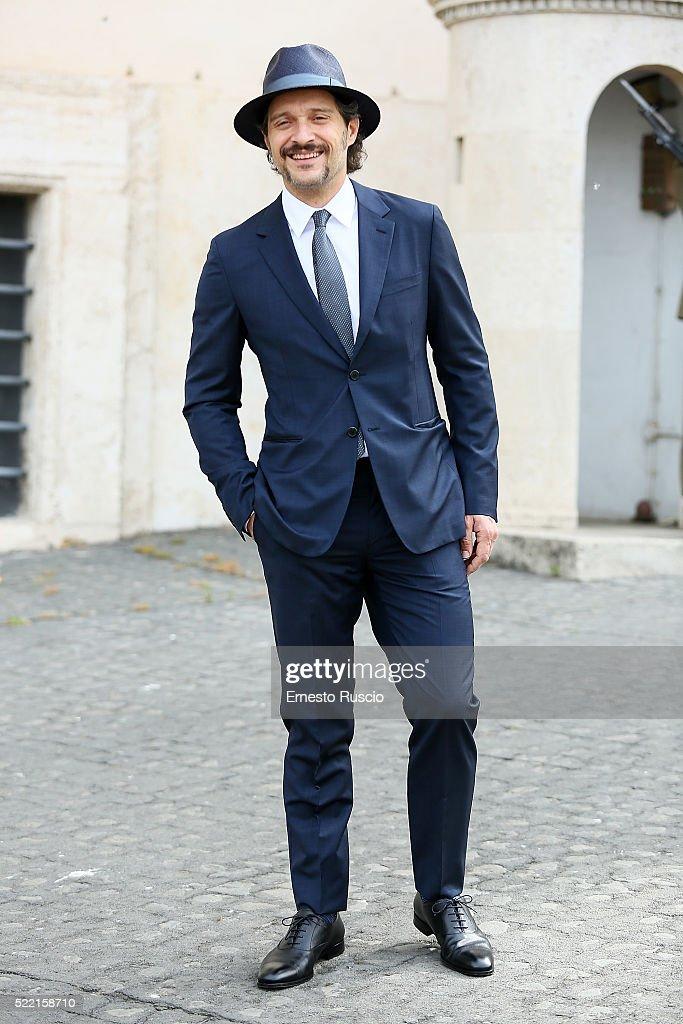 60. David Di Donatello - Nominees Arrivals At Quirinale