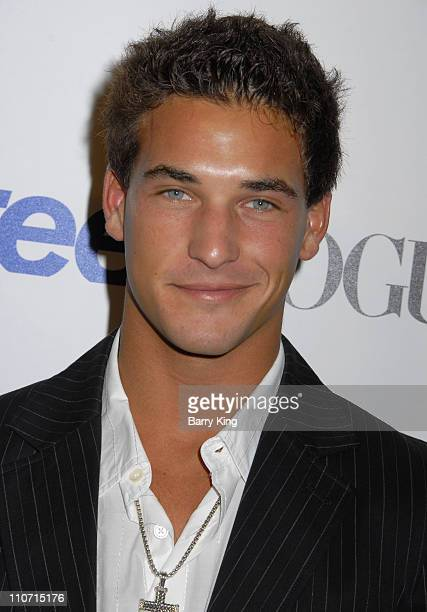 Actor Clay Adler arrives at the Teen Vogue young Hollywood party held at Vibiana on September 20 2007 in Los Angeles California