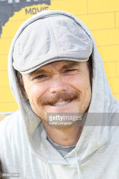 Actor Clayne Crawford attends the Premiere of Warner Bros Pictures' 'The LEGO Batman Movie' at the Regency Village Theatre on February 4 2017 in...