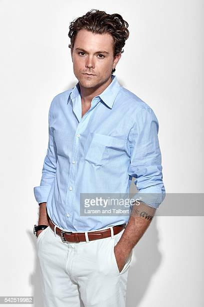 Actor Clayne Crawford is photographed for Entertainment Weekly Magazine at the ATX Television Fesitval on June 10 2016 in Austin Texas