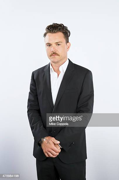 Actor Clayne Crawford poses for a portrait at The 74th Annual Peabody Awards Ceremony at Cipriani Wall Street on May 31 2015 in New York City