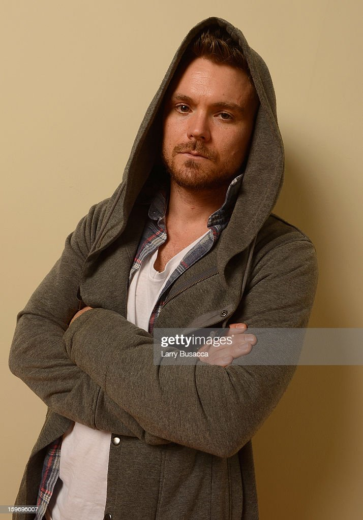 Actor <a gi-track='captionPersonalityLinkClicked' href=/galleries/search?phrase=Clayne+Crawford&family=editorial&specificpeople=795306 ng-click='$event.stopPropagation()'>Clayne Crawford</a> poses for a portrait during the 2013 Sundance Film Festival at the Getty Images Portrait Studio at Village at the Lift on January 18, 2013 in Park City, Utah.