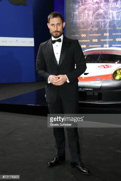 Actor Clemens Schick arrives for the GQ Men of the year Award 2017 at Komische Oper on November 9 2017 in Berlin Germany