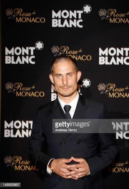 Actor Clemens Schick attends the Montblanc international gala to celebrate the official opening of its new and biggest concept store in the world at...