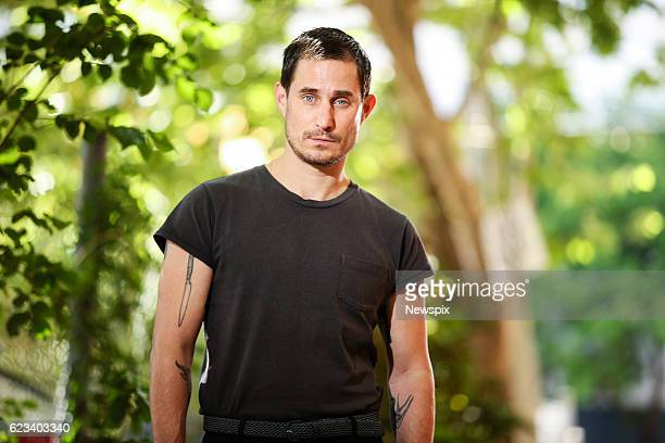 SYDNEY NSW Actor Clemens Schick poses during a photo shoot in Sydney New South Wales Justin Lloyd/Newspix/Getty Images