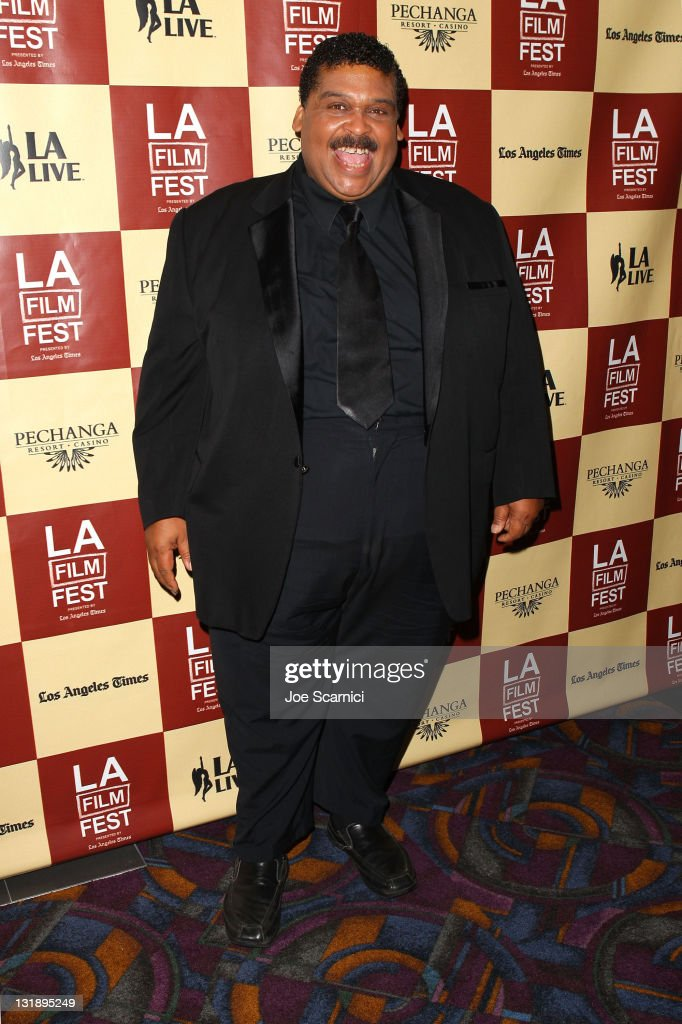 Actor Clent Bowers attends the 'Leave It On The Floor' Q & A during the 2011 Los Angeles Film Festival held at the Regal Cinemas L.A. LIVE on June 18, 2011 in Los Angeles, California.