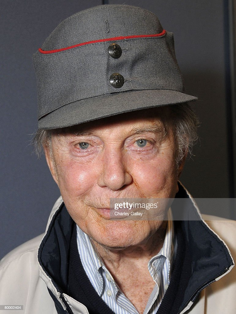 Actor Cliff Robertson attends the 'UCLA Tribute to Screen Legend Joan Crawford' at the James Bridges Theater February 25, 2008 in Los Angeles, California.