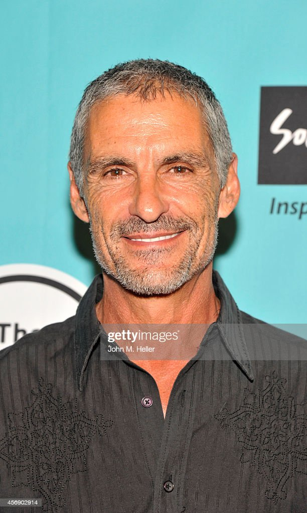 Actor Cliff Simon arrives at the South African Tourism Presents Isango Ensemble In Mozart's 'The Magic Flute' at The Broad Stage on October 8 2014 in...