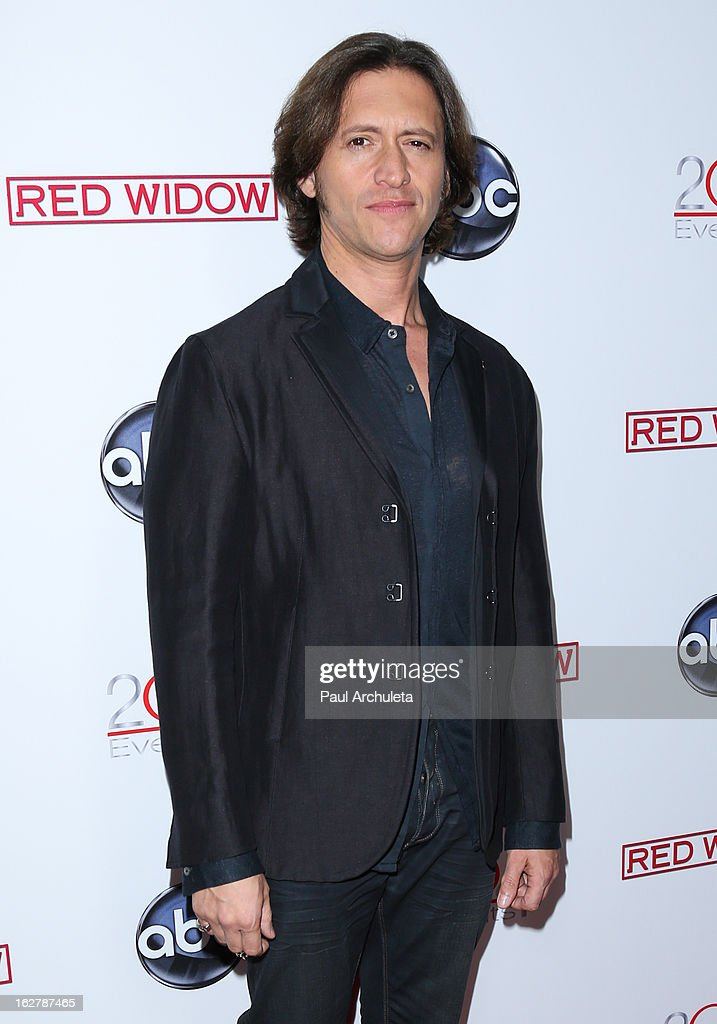 Actor Clifton Collins attends a dinner to celebrate ABC's new series 'Red Widow' at Romanov Restaurant & Lounge on February 26, 2013 in Studio City, California.