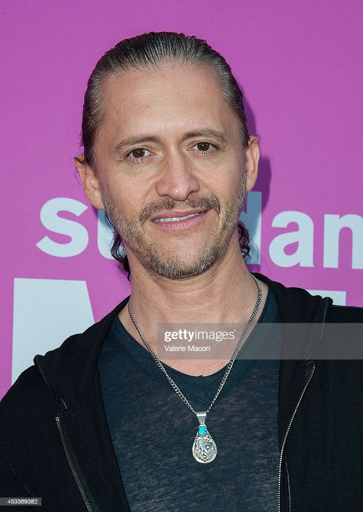Actor <a gi-track='captionPersonalityLinkClicked' href=/galleries/search?phrase=Clifton+Collins+Jr.&family=editorial&specificpeople=540063 ng-click='$event.stopPropagation()'>Clifton Collins Jr.</a> arrives at Sundance NextFest Film Festival Premiere Of 'Life After Beth' at The Theatre At The Ace Hotel on August 8, 2014 in Los Angeles, California.