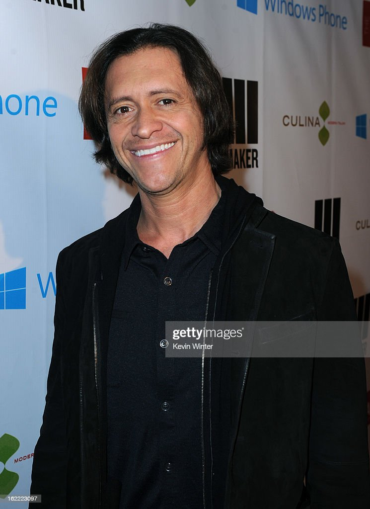 Actor Clifton Collins Jr. arrives at TheWrap 4th Annual Pre-Oscar Party at Four Seasons Hotel Los Angeles at Beverly Hills on February 20, 2013 in Beverly Hills, California.