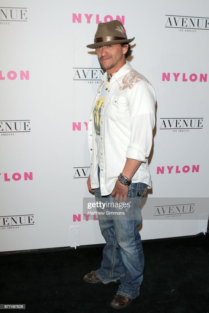 Actor Clifton Collins Jr attends NYLON's Annual Young Hollywood May Issue Event at Avenue on May 2, 2017 in Los Angeles, California.