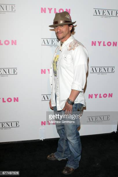 Actor Clifton Collins Jr attends NYLON's Annual Young Hollywood May Issue Event at Avenue on May 2 2017 in Los Angeles California