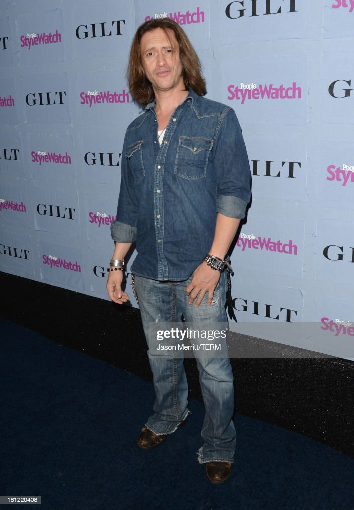 Actor Clifton Collins Jr. attends People StyleWatch Denim Awards presented by GILT at Palihouse on September 19, 2013 in West Hollywood, California.