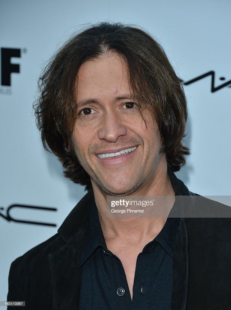 Actor Clifton Collins, Jr. attends the 6th Annual Women In Film Pre-Oscar Party hosted by Perrier Jouet, MAC Cosmetics and MaxMara at Fig & Olive on February 22, 2013 in Los Angeles, California.