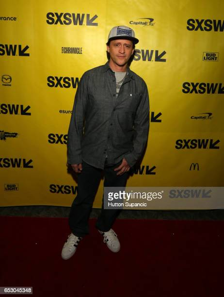 Actor Clifton Collins Jr attends the premiere of 'MFA' during 2017 SXSW Conference and Festivals at Stateside Theater on March 13 2017 in Austin Texas