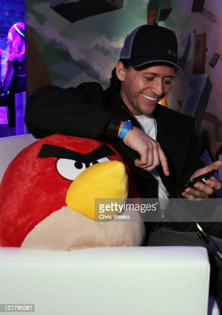 Actor Clifton Collins Jr attends the Samsung Infuse 4G For ATT Launch Event Featuring Nicki Minaj held at Milk Studios on May 12 2011 in Hollywood...