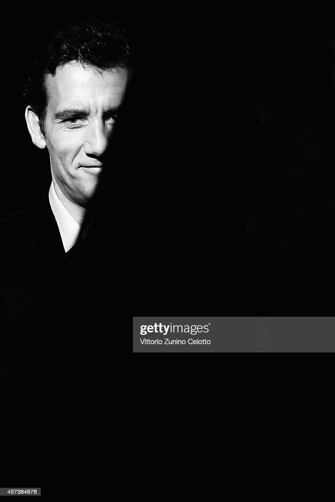 Actor Clive Owen attends 'The Knick' Screening during The 9th Rome Film Festival at Auditorium Parco Della Musica on October 17 2014 in Rome Italy