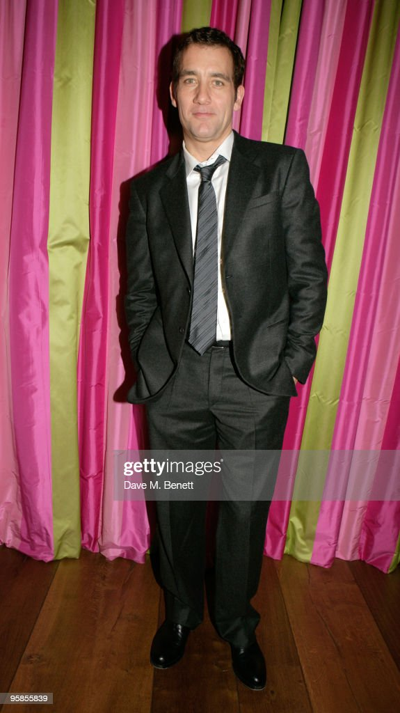 Actor Clive Owen attends the screening of 'The Boys Are Back' at the Soho Hotel on January 18 2010 in London England