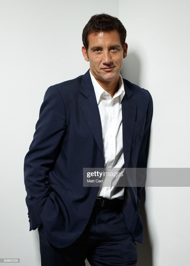 Actor Clive Owen from the film 'The Boys Are Back' poses for a portrait during the 2009 Toronto International Film Festival at The Sutton Place Hotel...