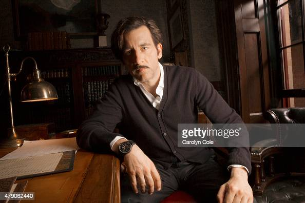 Actor Clive Owen is photographed for Los Angeles Times on May 14 2015 in New York City PUBLISHED IMAGE CREDIT MUST BE Carolyn Cole/Los Angeles...