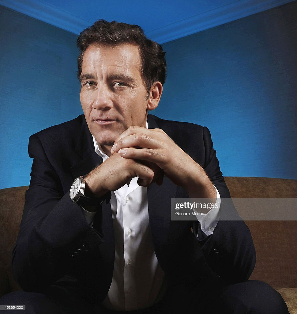 Clive Owen, Los Angeles Times, August 3, 2014