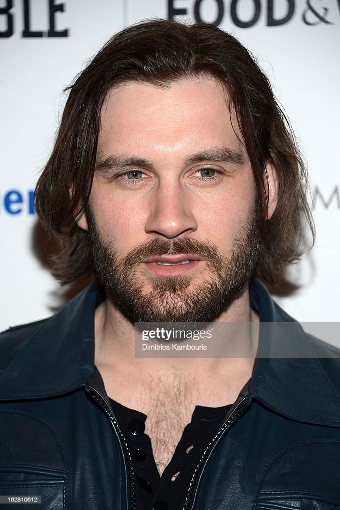 Actor Clive Standen attends Magnolia Pictures And Participant Media With The Cinema Society Present A Screening Of 'A Place At The Table' at MOMA...