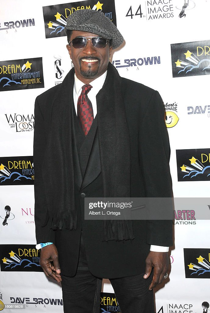 Actor Clyde R. Jone arrives for the NAACP Image Awards Nomination Party featuring 'Woman Thou Art Loosed On THe 7th Day' for Best Independent Motion Picture held at Smoke on January 26, 2013 in West Hollywood, California.