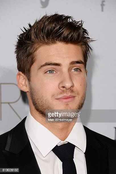 Actor Cody Christian arrives at the 2016 Oscar Salute after party hosted by Kevin Hart at W Hollywood on February 28 2016 in Hollywood California