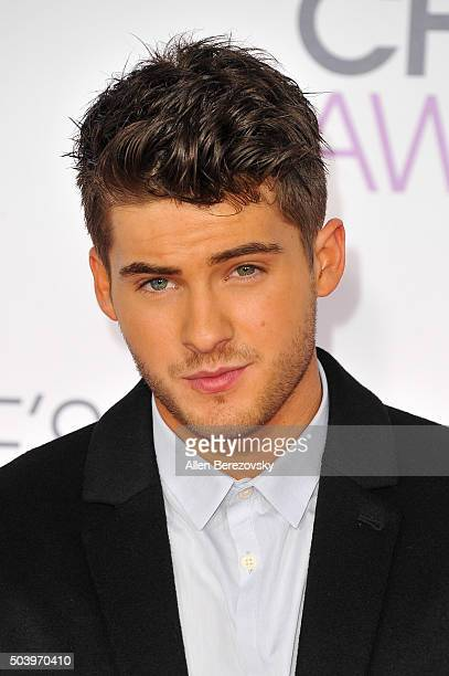 Actor Cody Christian arrives at the People's Choice Awards 2016 at Microsoft Theater on January 6 2016 in Los Angeles California