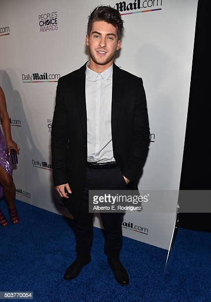 Actor Cody Christian attends DailyMail's after party for 2016 People's Choice Awards at Club Nokia on January 6 2016 in Los Angeles California