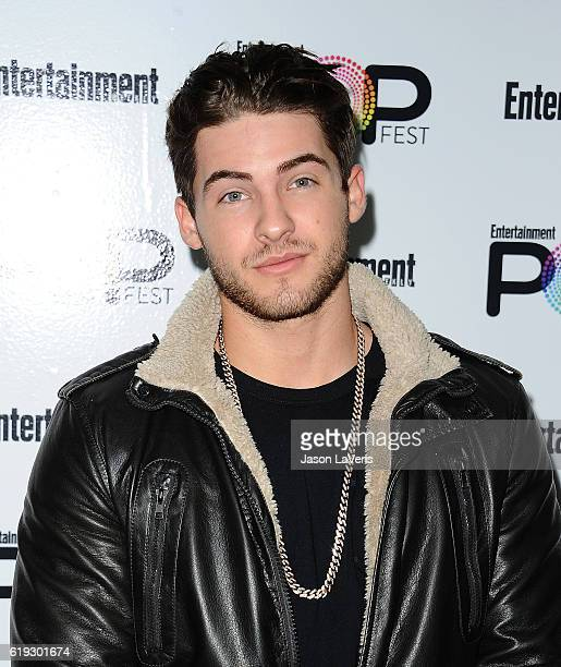 Actor Cody Christian attends Entertainment Weekly's Popfest at The Reef on October 30 2016 in Los Angeles California