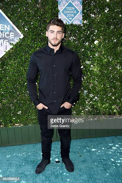 Actor Cody Christian attends Teen Choice Awards 2016 at The Forum on July 31 2016 in Inglewood California