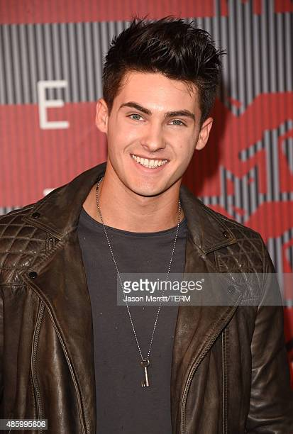 Actor Cody Christian attends the 2015 MTV Video Music Awards at Microsoft Theater on August 30 2015 in Los Angeles California