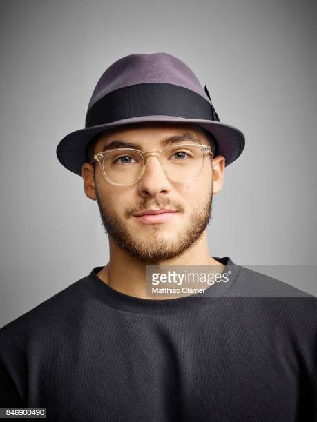 Actor Cody Christian from 'Teen Wolf' is photographed for Entertainment Weekly Magazine on July 21 2016 at Comic Con in the Hard Rock Hotel in San...