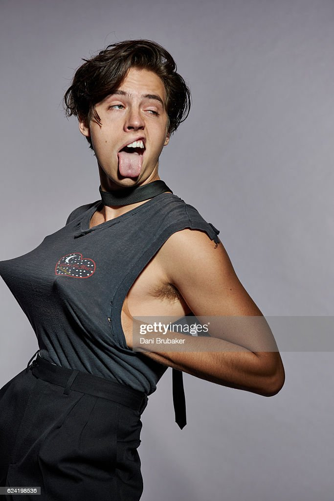 Cole Sprouse, Boys by Girls, November 1, 2016