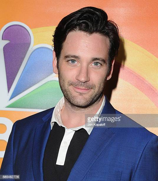 Actor Colin Donnell arrives at the 2016 Summer TCA Tour NBCUniversal Press Tour Day 1 at The Beverly Hilton Hotel on August 2 2016 in Beverly Hills...
