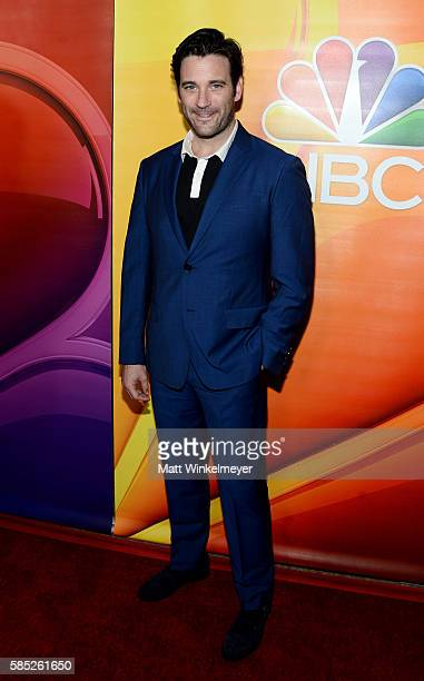 Actor Colin Donnell attends the NBCUniversal press day during the 2016 Summer TCA Tour at The Beverly Hilton Hotel on August 2 2016 in Beverly Hills...