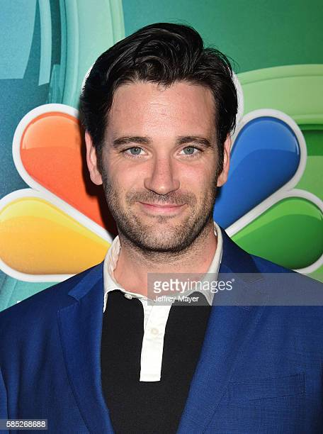 Actor Colin Donnell attends the NBCUniversal Press Tour at the Beverly Hilton Hotel on August 2 2016 in Beverly Hills California