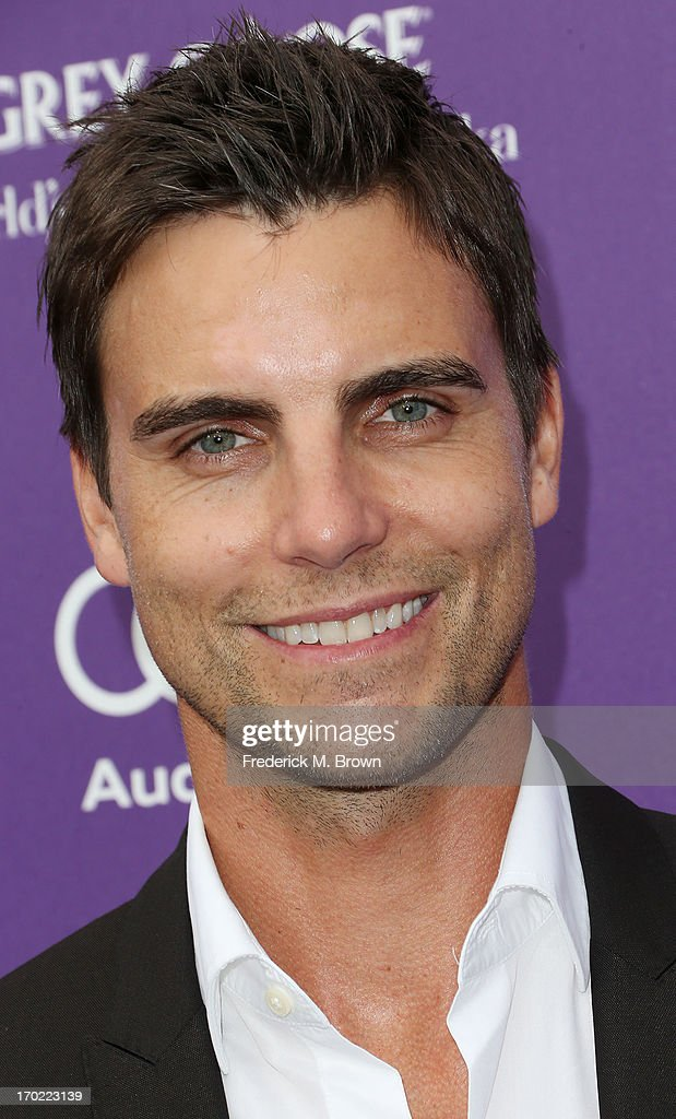 Actor Colin Egglesfield attends the 12th Annual Chrysalis Butterfly Ball on June 8, 2013 in Los Angeles, California.