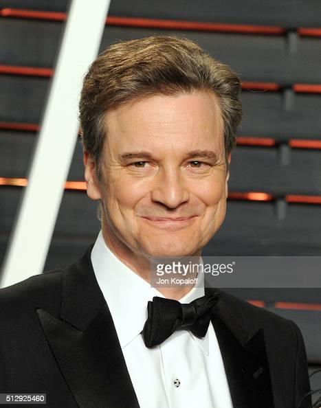 Actor Colin Firth atte...