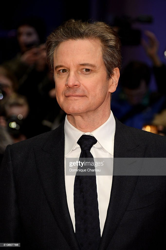 Actor Colin Fir... Colin Firth