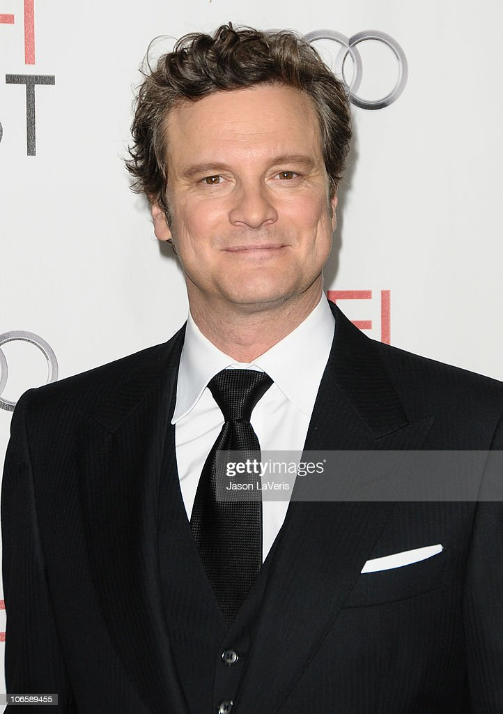 Actor Colin Firth attends the premiere of 'The King's Speech' and the 2010 AFI Fest at Grauman's Chinese Theatre on November 5, 2010 in Hollywood, California.