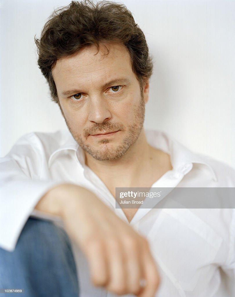 Colin Firth, September...