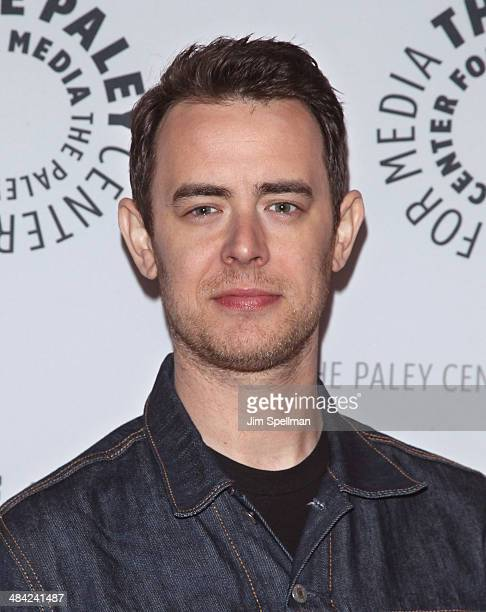 Actor Colin Hanks attends the Paley Center For Media Presents 'Fargo' at Paley Center For Media on April 11 2014 in New York City