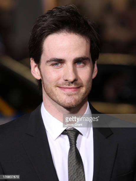 Actor Colin O'Donoghue arrives at 'The Rite' premiere at Grauman's Chinese Theatre on January 26 2011 in Los Angeles California