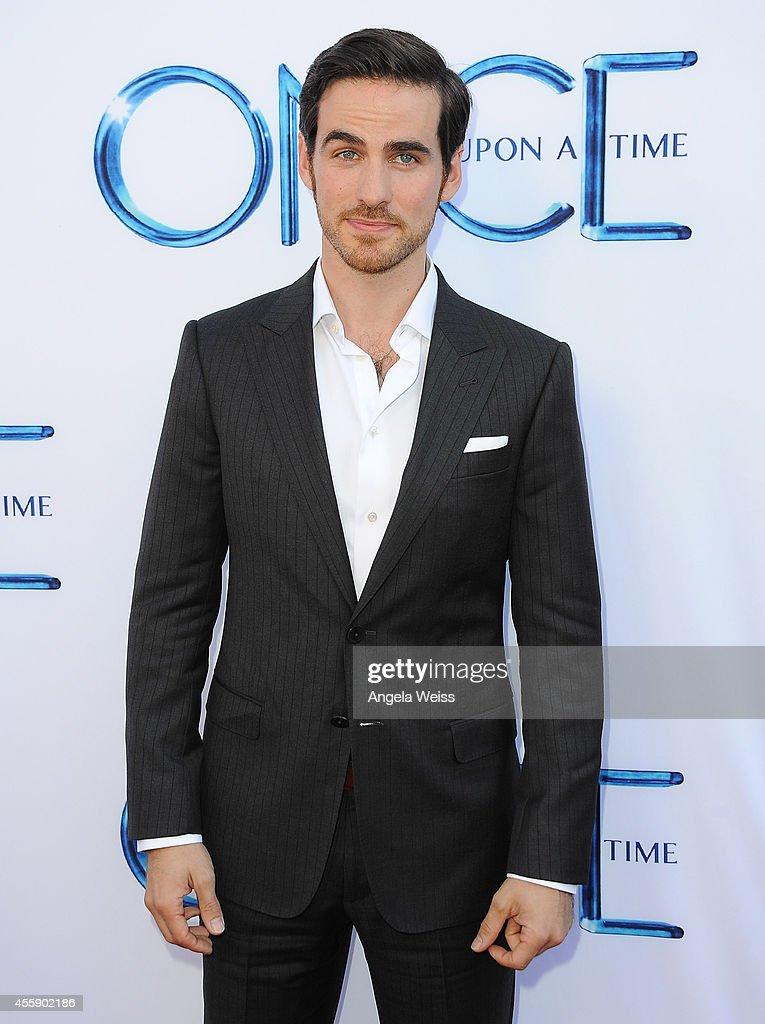 Actor Colin O'Donoghue attends ABC's 'Once Upon A Time' Season 4 red carpet premiere at the El Capitan Theatre on September 21, 2014 in Hollywood, California.
